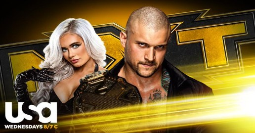 Updated Card for WWE NXT on August 26