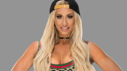 WWE's Carmella Shares Hot New Bikini Photo
