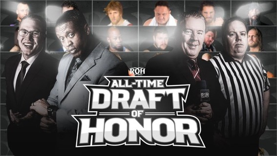 """ROH """"All Time Draft of Honor"""" Now Available"""