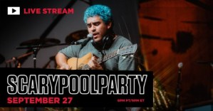 Scarypoolparty concert