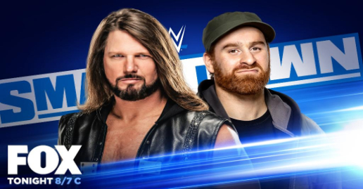 WWE SmackDown Preview September 18