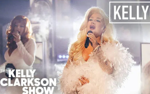 kelly clarkson alive