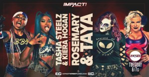 impact wrestling October 6