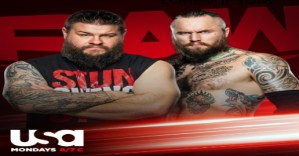 WWE October 12