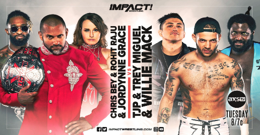 IMPACT Wrestling October 20 Preview
