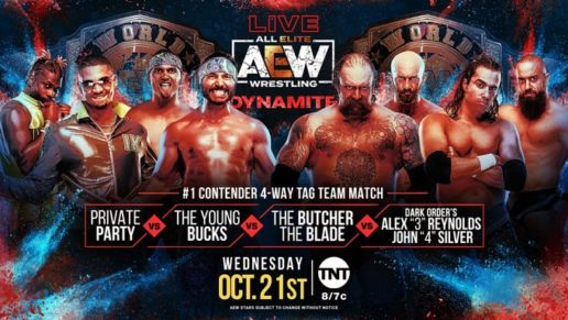 AEW Dynamite October 21 Preview