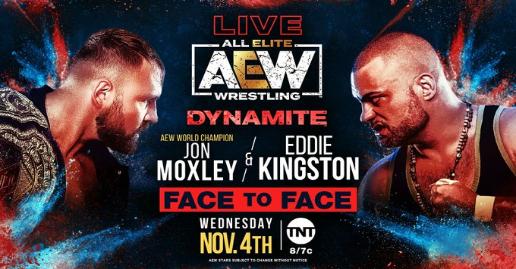 AEW Dynamite November 4 Preview