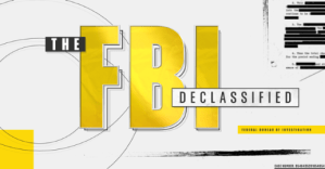 FBI declassified