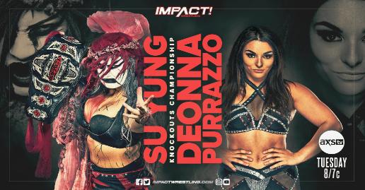 IMPACT Wrestling November 3 Preview