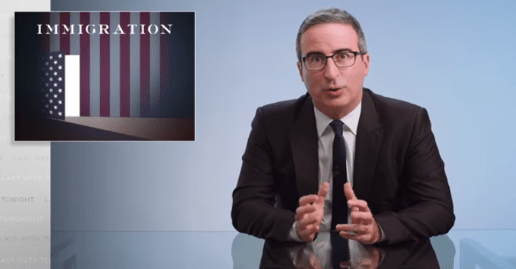 "Highlights from ""Last Week Tonight with John Oliver"" 