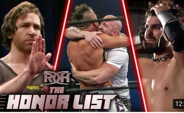 7 Greatest Reunions in Ring of Honor History | ROH Honor List