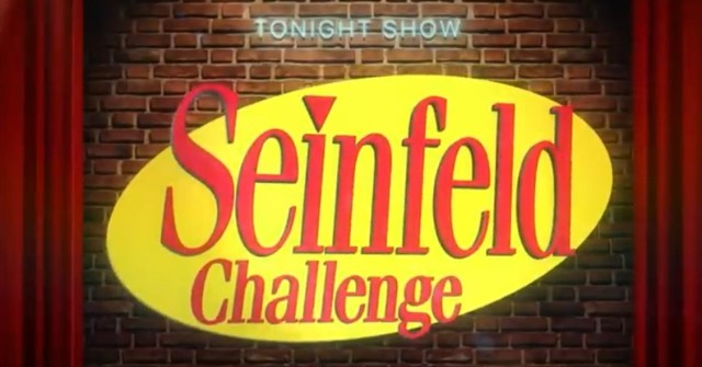 """Highlights from Jerry Seinfeld on """"The Tonight Show starring Jimmy Fallon"""""""