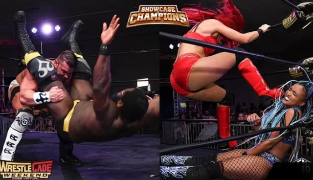 """""""Best of Wrestlecade Night One"""" Posted by Title Match Network"""