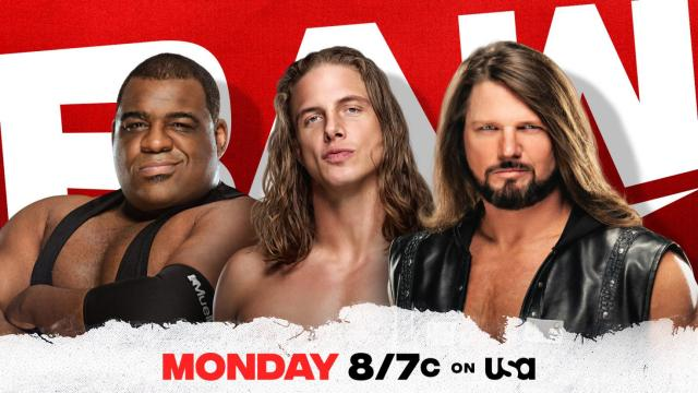 WWE Monday Night Raw November 30 Preview