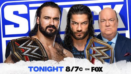 WWE SmackDown on FOX | November 20 2020 Preview