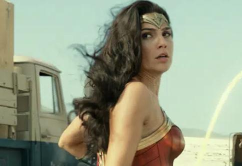 "Warner Bros Shares ""Wonder Woman 1984"" Opening Scene"