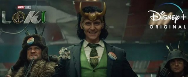 "Disney Plus Exclusive Clip from ""Loki"" Series Now Available"