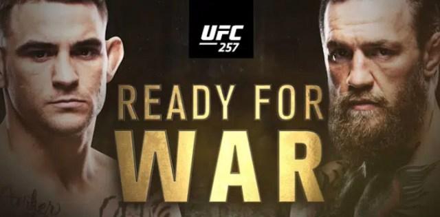 UFC 257: McGregor vs Poirier 2 Official Trailer Now Available