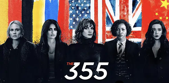 """""""The 355"""" starring Jessica Chastain Official Trailer from Universal Pictures"""