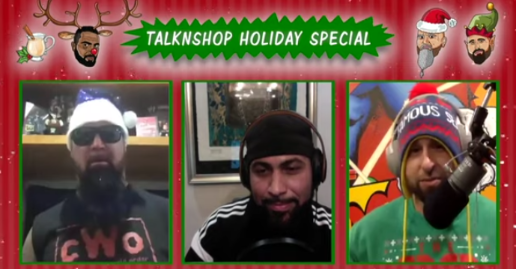 "2020 Talk'N Shop Podcast ""Holiday Special"" Now Available"