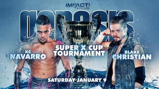 IMPACT Wrestling Genesis 2021 Updated Card