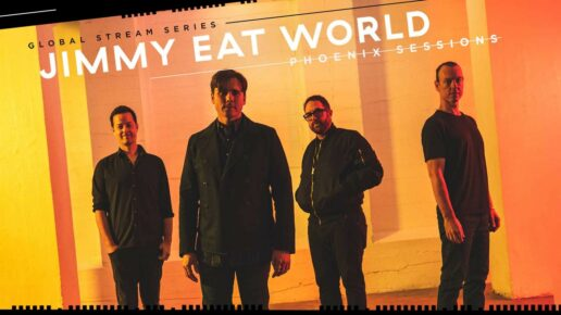 """Jimmy Eat World"" Chapter X ""Surviving"" Phoenix Sessions Livestream"