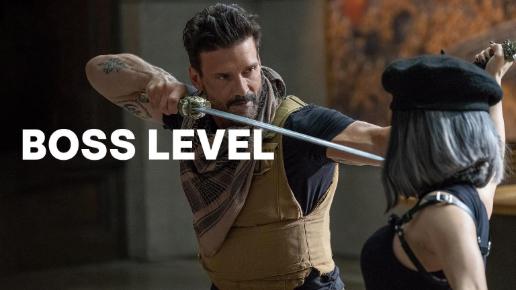 """""""Boss Level"""" (Mel Gibson & Frank Grillo) Trailer & Hulu Premiere Date"""