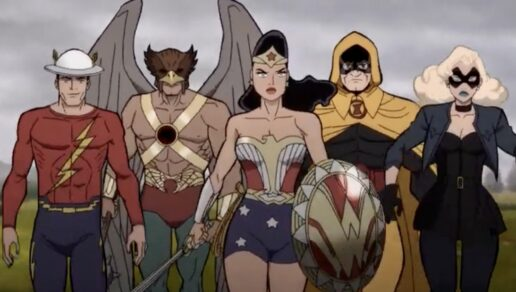 "DC's ""Justice Society: World War II"" Official Trailer & Release Dates"