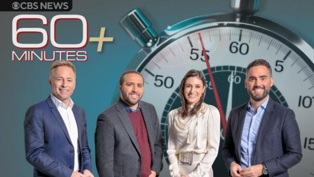 """New Streaming Version of CBS' """"60 Minutes"""" to Premiere on Paramount"""