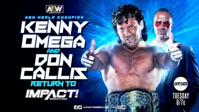 Impact wrestling march 23