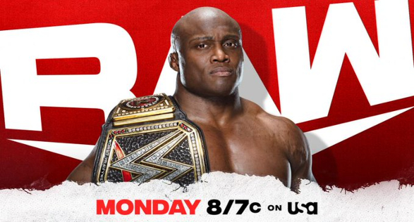 WWE Monday Night Raw March 15 2021 Preview