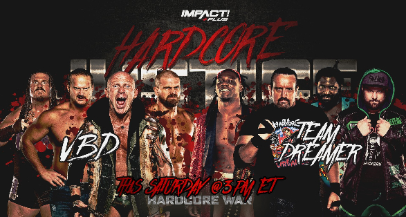 "IMPACT Wrestling ""Hardcore Justice"" 2021 Results & Highlights"