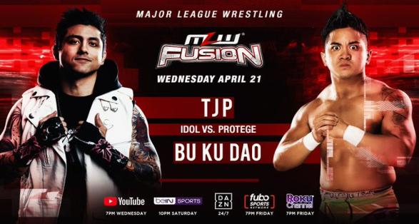 MLW Fusion Episode 129 Stream Available | Hammerstone, TJP & More