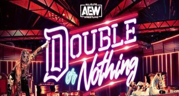 AEW Double or Nothing 2021 Poster Revealed | Jericho, Omega & More