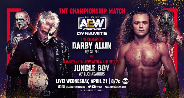 AEW Dynamite April 21 Highlights & Results | All Elite Wrestling