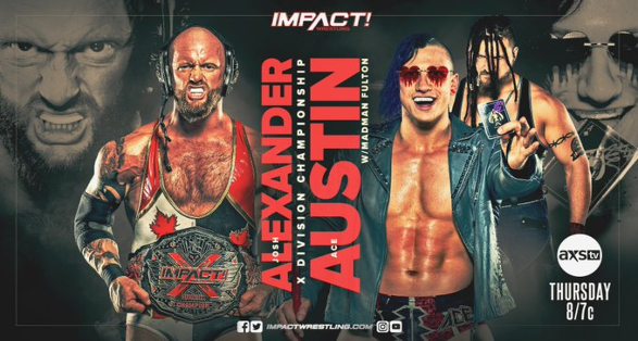 IMPACT Wrestling on AXS TV Updated Card | April 29 2021