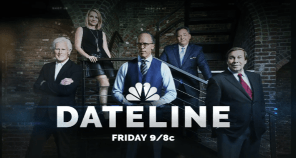 """Dateline NBC: """"A Wanted Man"""" Preview 