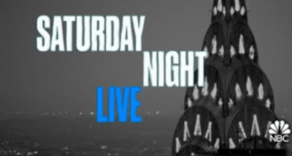 SNL Saturday night