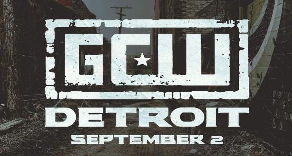 GCW Debuts in Detroit on September 2, 2021 | Game Changer Wrestling