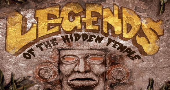 """CW to Reboot Adventure Series """"Legends of the Hidden Temple"""""""