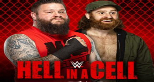 hell cell wwe