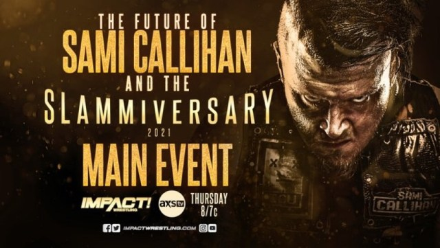 Slammiversary Main Event to be Addressed on IMPACT | Preview Video