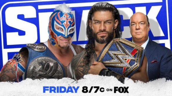 """""""Hell in a Cell"""" Match set for Tonight's WWE SmackDown"""