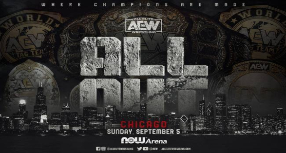 """AEW """"All Out"""" 