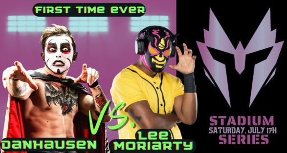 Updated Card for Warrior Wrestling July Event