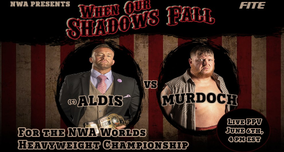 """Review & Results from NWA: """"When Our Shadows Fall"""" on June 6 2021"""