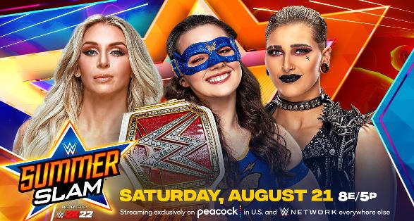 Raw Women's Championship Triple Threat set for Summerslam