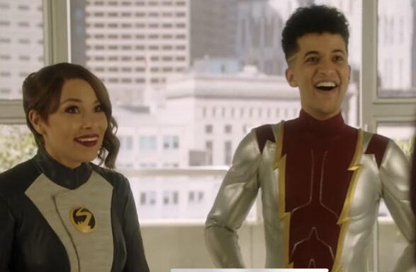 "New Promo for CW's ""The Flash"" Season 7 Episode 17"