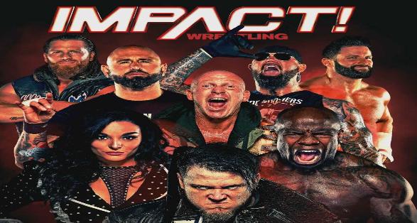 IMPACT Wrestling August 2021 Nashville TV Tapings