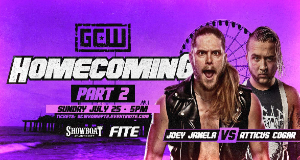 gcw homecoming two